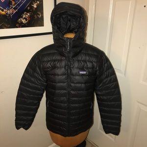 NWT Men's Patagonia Down Hoody jacket